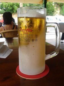 Las mejores cervezas fuertes