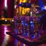Una lista de los diferentes tipos de tequila