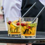 Bebidas de verano con whisky