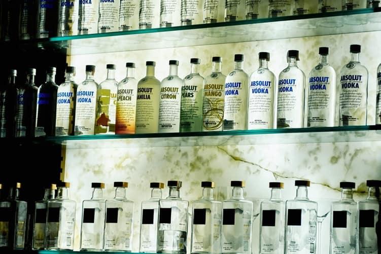 Los mejores vodkas islandeses